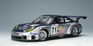 1/18 ポルシェ 911(996) GT3 RSR ALEX JOB ALMS 2005 #71<br>