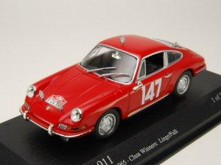 1/43 ポルシェ 911 ラリーモンテカルロ 1965 #147 Linge Falk<br>