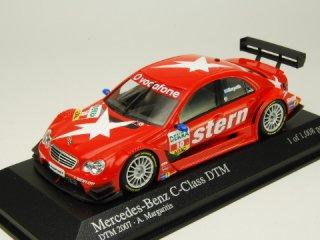 1/43 メルセデス・ベンツ Cクラス Stern Persson AMG DTM 2007 #10 A.Margaritis<br>
