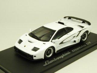 1/43 ランボルギーニ ディアブロ GT ホワイト GTロゴ<br>