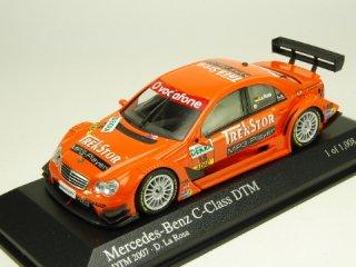 1/43 メルセデス・ベンツ Cクラス 'TrekStor' AMG DTM 2007 #15 D.La Rosa<br>