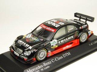 1/43 メルセデス・ベンツ Cクラス 'Trilux' AMG DTM 2007 #18 M.Lauda<br>