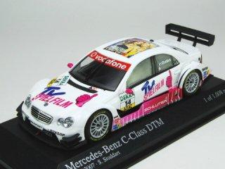 1/43 メルセデス・ベンツ Cクラス 'TV Spielfilm' AMG DTM 2007 #14 S.Stoddart<br>