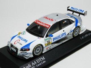 1/43 アウディ A4  DTM  'Philips' Rosberg DTM 2007 #12 L.Luhr<br>