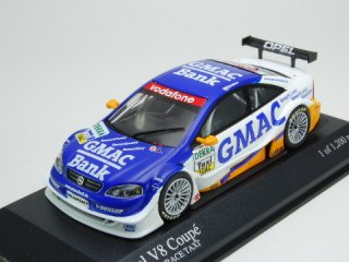 """1/43 オペル V8 クーペ """"GMAC"""" レースタクシー DTM 2004<br>"""