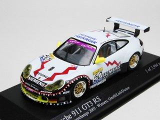 1/43 ポルシェ 911 GT3 RS スパ・フランコルシャン24時間 優勝 2003 #50<br>