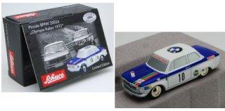 1/90 BMW 2002ti オリンピアラリー 1972 #10<br>