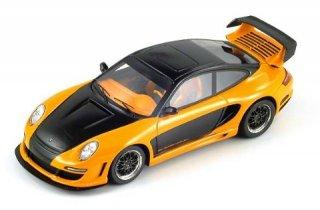 1/43 ゲンバラ アバランシェ GT2 600 ブラック オレンジ<br>