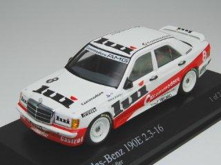 1/43 メルセデス・ベンツ 190E 2.3-16 'Commodore' DTM 1986 #8 V.Weidler<br>