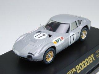 1/43 トヨタ 2000GT 日本GP 1966 #17<br>