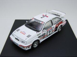 1/43 フォード シエラ コスワース ツール・ド・コルス 1987 #2 S.Blomqvist B.Berglund<br>