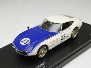 1/43 トヨタ 2000GT SCCA 1968 #23<br>