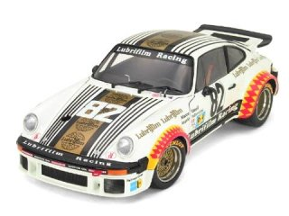 1/18 ポルシェ 934 RSR Lubrifilm Racing ル・マン24時間 GTクラス優勝 1979 #82<br>