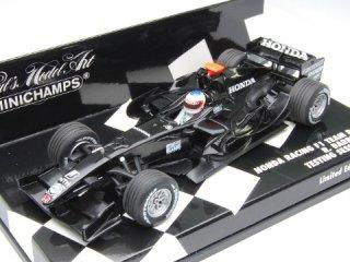 1/43 ホンダ レーシング F1 チーム RA106 テストカー 2006 R.バリチェロ<br>