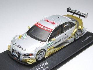 1/43 アウディ A4 DTM   'Audi Bank' Phoenix DTM 2007 #17 M.Werner<br>