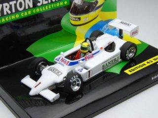 1/43 ラルト トヨタ RT3 British F3 Champion 1983 #1 A.セナ<br>