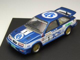 1/43 フォード シエラ コスワース BTCCシルバーストーン 優勝 1987 #1<br>