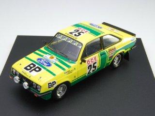 1/43 フォード エスコート Mk2 RS2000 モロッコラリー 1976 #25 G.Chasseuil P.Chonez<br>