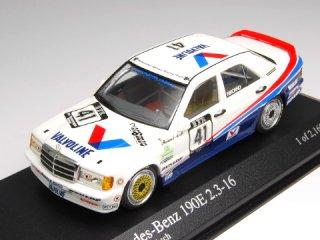 1/43 メルセデス・ベンツ 190E 2.3-16 Valvoline BMK DTM 1988 #41 R.Asch<br>