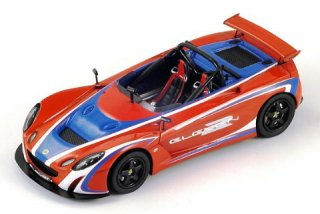 1/43 ロータス 2-ELEVEN 東京モーターショー 2007 レッド/ブルー<br>