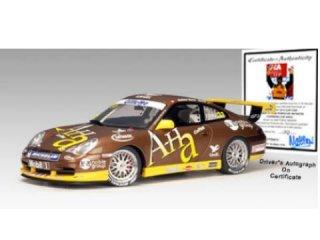 1/18 ポルシェ 911 GT3R 'A-Ha' カレラカップ アジア 優勝 2004 #33<br>