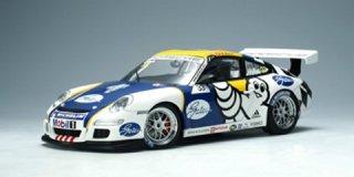1/18 ポルシェ 911(997) GT3 CUP PCCA 2006 #33<br>