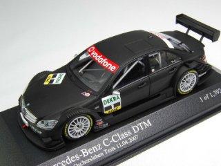 1/43 メルセデス・ベンツ Cクラス DTM オッシャースレーベン テスト 11.04.2007<br>