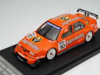 1/43 アルファ・ロメオ 155V6 TI イエガーマイスター ITC 1996 #10 M.Bartels<br>