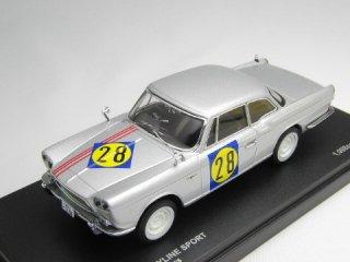 1/43 プリンス スカイライン スポーツ レーシング 第1回日本GP 鈴鹿 1963 #28<br>