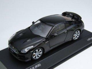 1/43 ニッサン GT-R (R35) 2008 スーパーブラック<br>