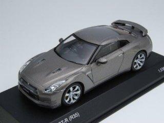1/43 ニッサン GT-R (R35) 2008 タイタニウムグレー<br>