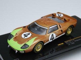 1/43 フォード GT40 Mk� ル・マン24時間 1966 #4<br>
