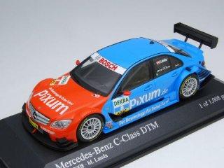 1/43 メルセデス・ベンツ Cクラス 'pixum' DTM 2008 #8 M.Lauda<br>