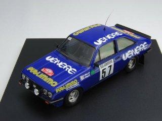 """1/43 フォード エスコート Mk.2 RS2000 """"Publimmo"""" ラリー・モンテカルロ 1981 #57<br>"""