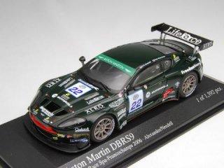 1/43 アストン・マーチン DBRS9 BARWELL MotorSport FIA GT3 スパ・ 2006 #22<br>