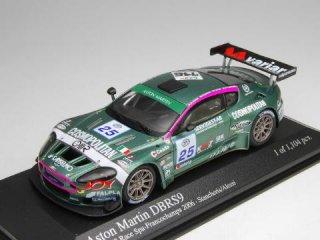 1/43 アストン・マーチン DBRS9 BMS SCUDERIA ITALIA FIA GT3 スパ・ 2006 #25<br>