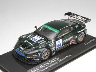 1/43 アストン・マーチン DBRS9 BARWELL MotorSport FIA GT3 スパ・ 2006 #66<br>