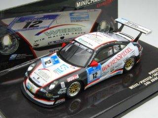 1/43 ポルシェ 911 GT3 Cup ニュルブルクリンク24時間 2007 #12<br>