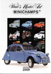ミニチャンプス カタログ 2009 エディション1 A4判227頁<br>