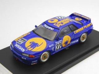 1/43 チェッセ・ピューミニ TRAMPIO スカイライン JTC 第6戦 INTER-TEC 1990 #22<br>