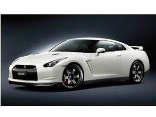 1/43 ニッサン GT-R (R35) Nismo Club Sports PKG ホワイト<br>
