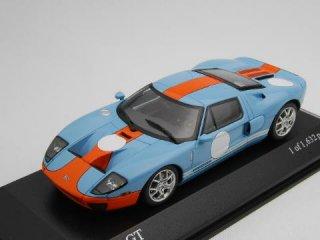 1/43 フォード GT 2006 ライトブルー<br>