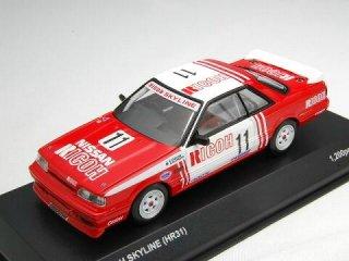 1/43 リコー スカイライン HR31 インターテック予選 1987 #11<br>