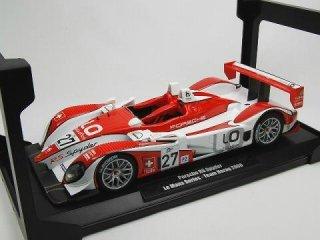 1/18 ポルシェ RS スパイダー LMS LMP2 スパ・1000km 2008 #27<br>