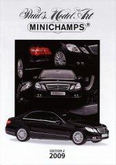 ミニチャンプス カタログ 2009 エディション2 A4判<br>