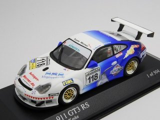 1/43 ポルシェ 911 GT3 RS Team Werner Sport VLN 2007 #118<br>