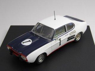 1/43 フォード カプリ 2600RS ポール・リカール6時間 1971 #1<br>