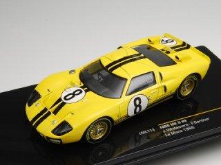 1/43 フォード GT40 Mk.� ル・マン24時間 1966 #8<br>