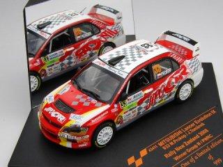 1/43 三菱 ランサー エボリューション IX PWRC ラリー・ニュージーランド 優勝 2008 #33 M.Prokop<br>