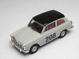 """1/43 オースチン A40 ファリーナ Mk1 """"Zoe"""" モンテカルロ・ラリー 1959 #208 P.Moss<br>"""